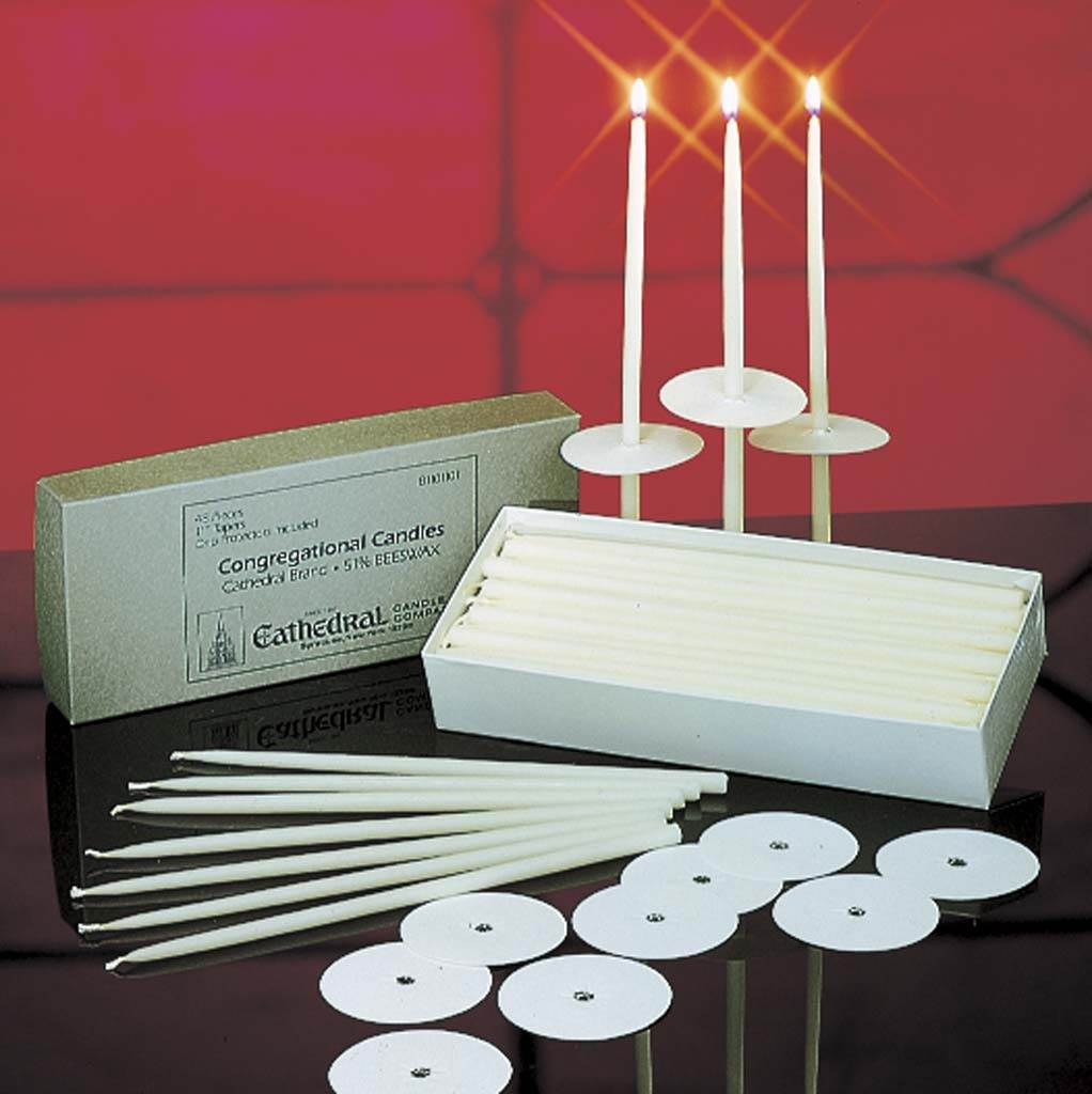 Congregational Taper Candles