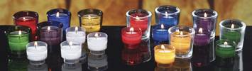 ezLites® Votive Candles ezLites® Votive Candles, 4 hour votive,88344002,88344102,88344202,88344302,88344402,88344602,88344702