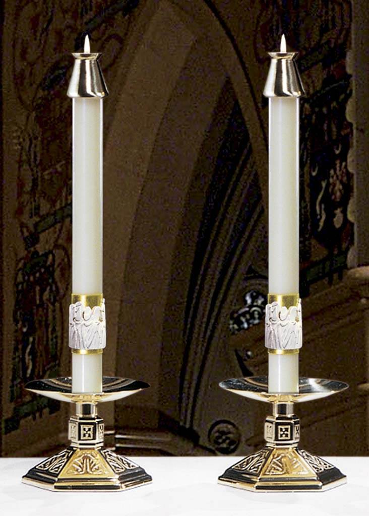 The Twelve Apostles™ Complementing Altar Candles The Twelve Apostles™ Complementing Altar Candles,79962602,79965602,79968502,79969502