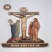Set of 14 Stations of the Cross - DM1306