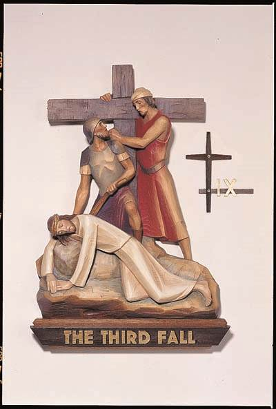 Set of 14 Stations of the Cross - DM1341