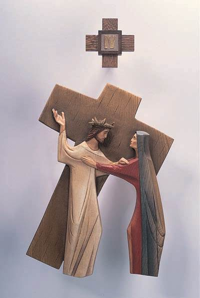 Set of 14 Stations of the Cross - DM1355