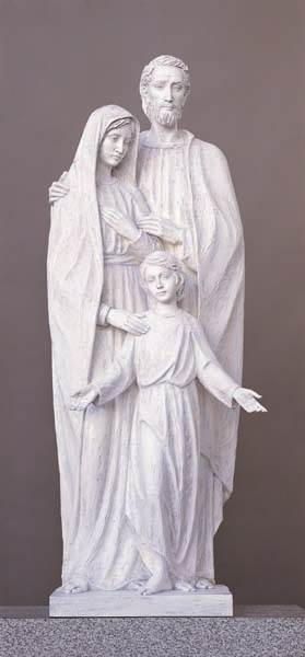 Holy Family Statue - DM140/16