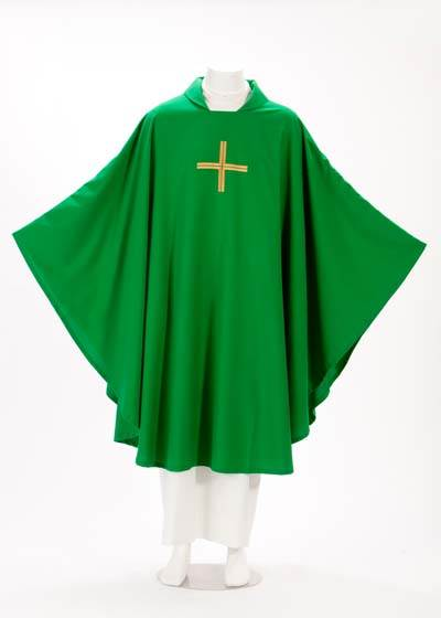 80# Double Cross Chasuble