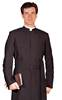RJ Toomey Semi-Jesuit Summertime Cassock with Cincture RJ Toomey Semi-Jesuit Summertime Cassock with Cincture, 308,clergy shirt, clergy apparel, church goods, church apparel