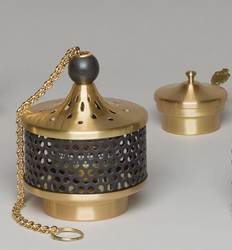 2634 Censer and Boat