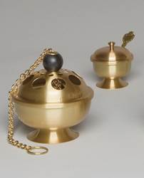 2665 Censer and Boat