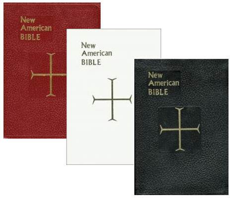 New American Bible- Deluxe Gift Edition (Full Size)