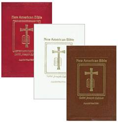 New American Bible- Deluxe Gift Edition