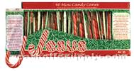 Box/40 Mini Candy Canes with Storycards