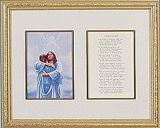 Reunion Framed Picture with Safely Home Prayer *WHILE SUPPLIES LAST*