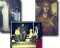 CUSTOM WOODCARVINGS  © Copyright Catholic Supply of St. Louis, Inc.  All Rights Reserved