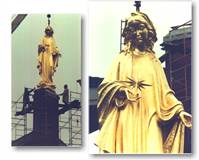 CUSTOM OUTDOOR STATUARY, Our Lady Star of the Sea