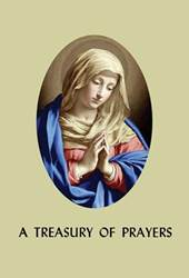 a Treasury Of Prayers prayerbook