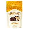 Orange Sorbet Dark Chocolate Retreats, 3 oz. Bag