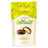 Lemon Sorbet Dark Chocolate Retreats, 3 oz. Bag