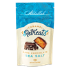 Caramel Sea Salt Dark Chocolate Retreats, 3 oz. Bag