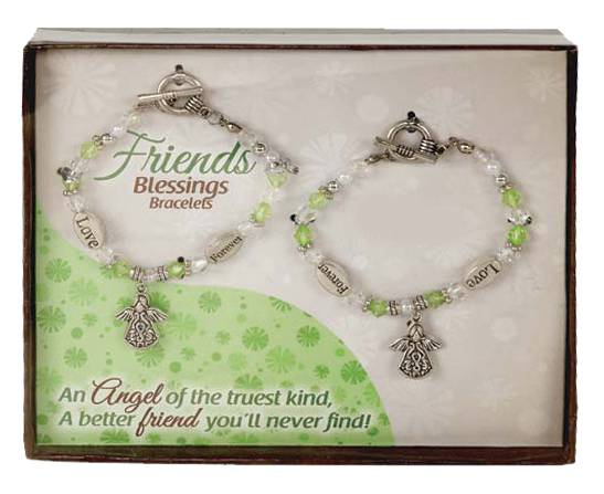 Friends Bracelet Set Friends Bracelet Set, BLESSING BRACELET, quantity discount, qty discount